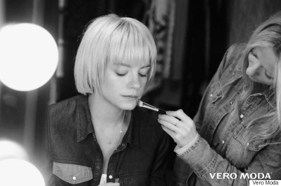 Lily Allen Is The New Face Of Vero Moda... And She Looks