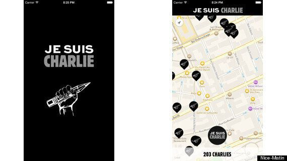 Apple Fast Tracks 'Je Suis Charlie' App After Email To CEO Tim
