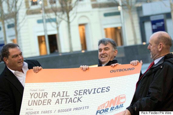 Bank Holiday Rail Strike May Have Been Cancelled, But Still Expect Chaos And