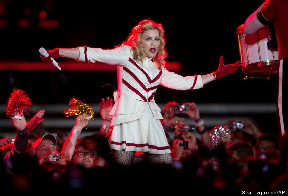 Madonna To Perform 'Rebel Heart' Lead Single 'Living For Love' At The Grammys Next Month? Pop Icon Confirmed...