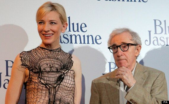 Amazon Prime Follow Golden Globes Triumph, Signing Woody Allen To Create His First Ever Television