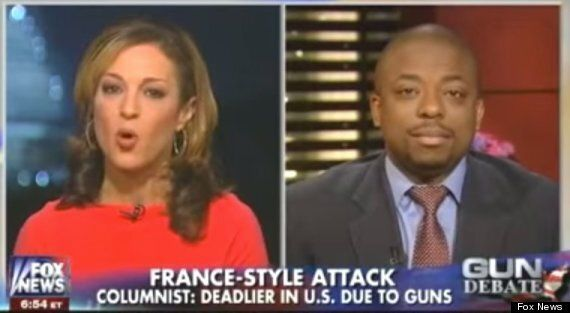 Fox News Reporter Says France Needs More Guns... But Admits It Wouldn't Have Stopped Terror