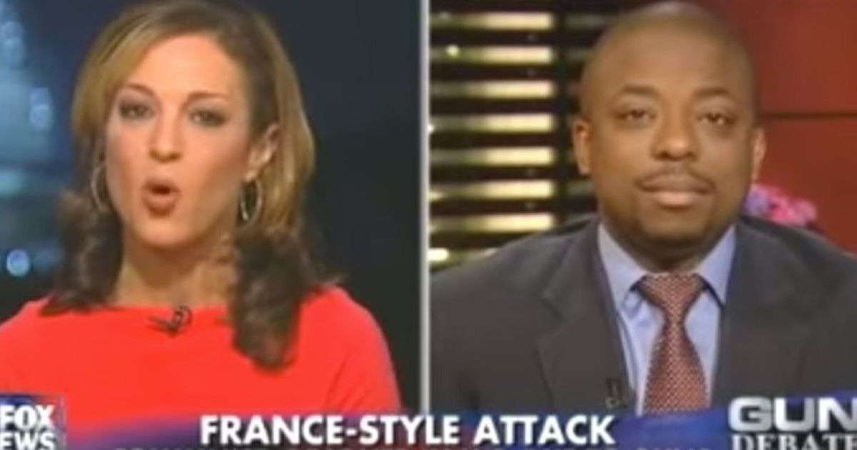 Fox News Reporter Says France Needs More Guns    But Admits