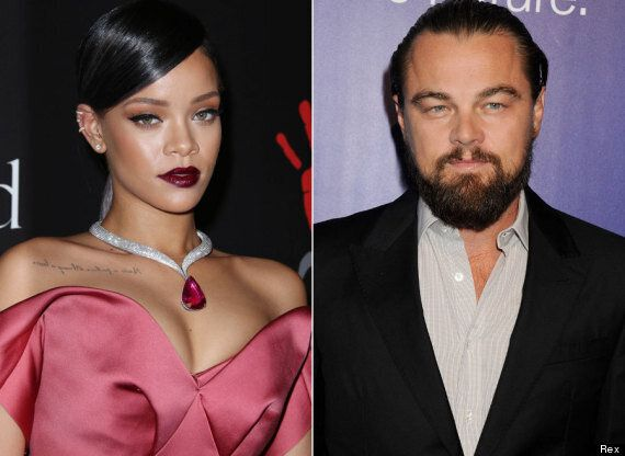 Rihanna And Leonardo DiCaprio Fuel Relationship Rumours After They're 'Spotted Kissing At Playboy Mansion