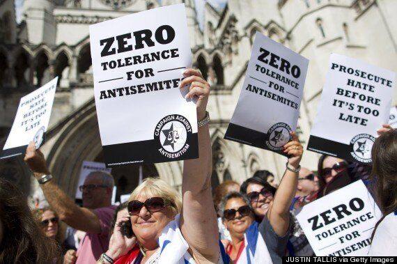Jews In Britain Feel Threatened By 1930s 'Anti-Semitism' As Debate Rages Over 'New