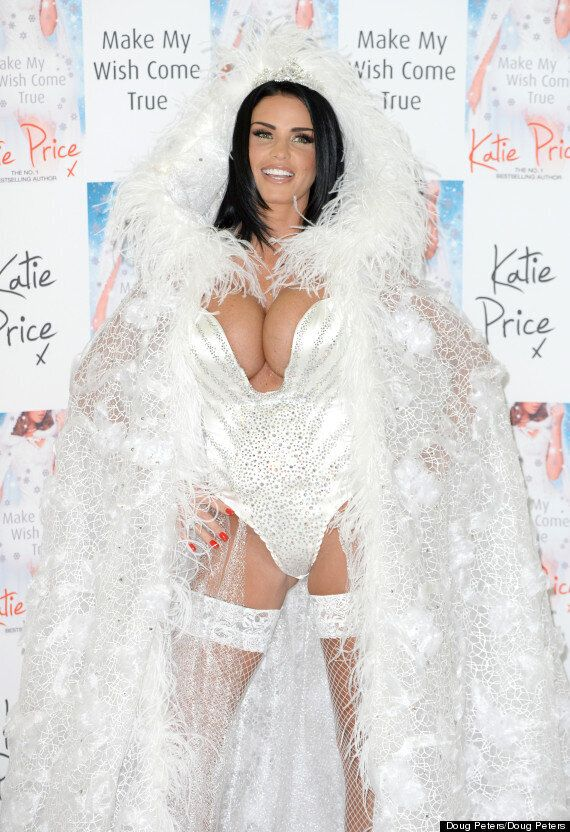 Katie Price 'To Enter 'CBB' House' As Josie Cunningham Angles For A