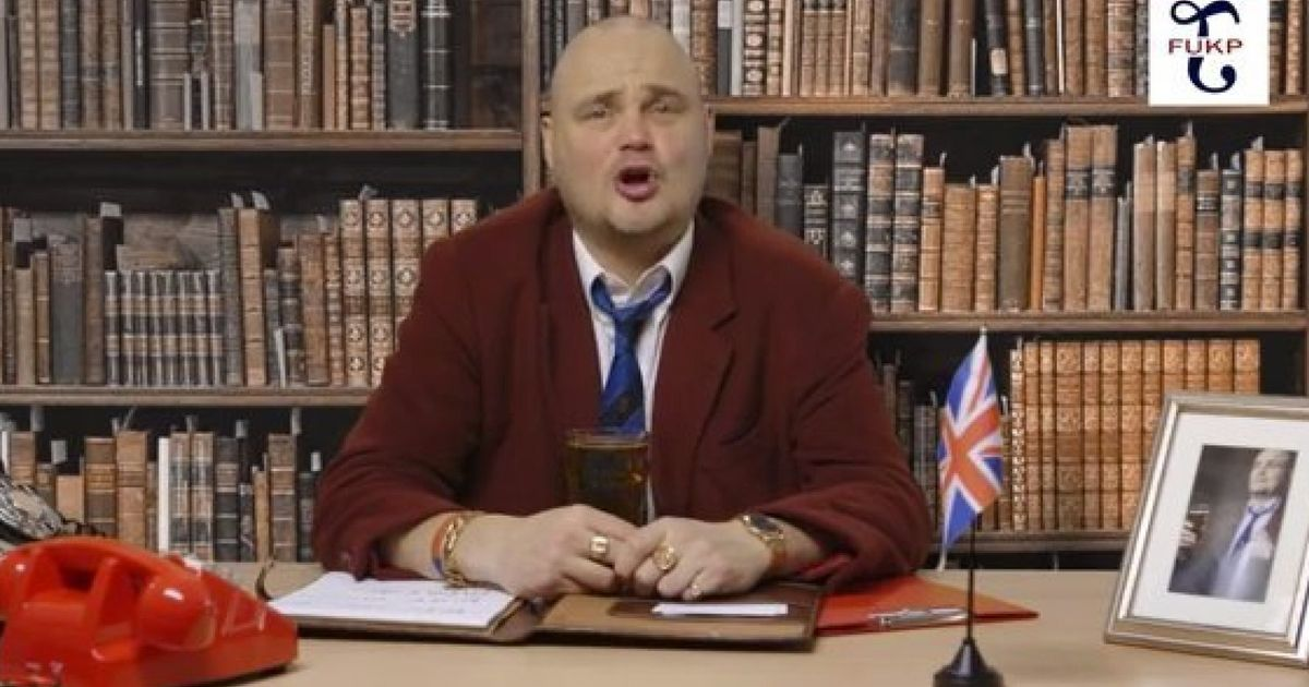 Al Murray's Pub Landlord To Fight Nigel Farage For South Thanet At Election