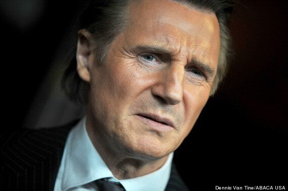 Liam Neeson Claims 'America Has Too Many F*cking Guns' At Taken 3 Press Event In