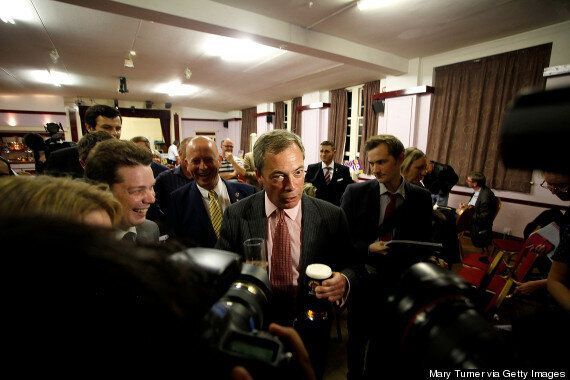 Tories Hope To Decapitate Ukip Snake As Nigel Farage's Battle For South Thanet Hots