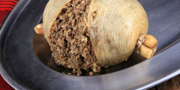 Feed Fat Americans Haggis To Make Them Lose Weight, Says British