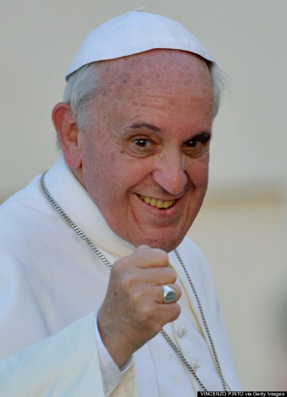 The Pope Basically Just Blamed Charlie Hebdo Cartoonists For Provoking