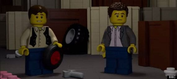'Top Gear' Lego Trailer Sees Presenters Jeremy Clarkson, Richard Hammond And James May Turned Into Animated...