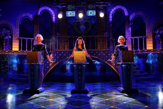 The Merchant of Venice Goes to Vegas at Almeida