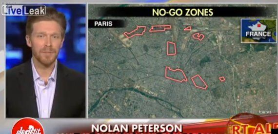 Fox News Compares Paris 'No-Go' Zones To Afghanistan & Iraq, Is Brilliantly Lampooned By French