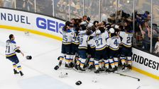 Blues Beat Bruins To Clinch Maiden Stanley Cup Title