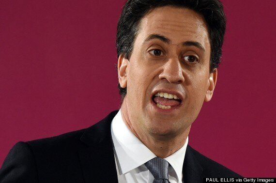 Ed Miliband Claims Nearly A Million Voters Have 'Disappeared' From The Electoral Register, And Students...