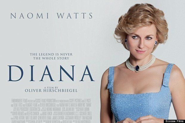 WOW! New Trailer For Princess Diana Film Shows Her With Her Last