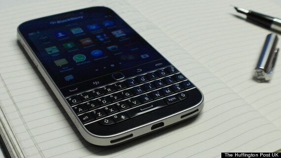 BlackBerry Classic Review: Diary Of A Silicon Suit Part