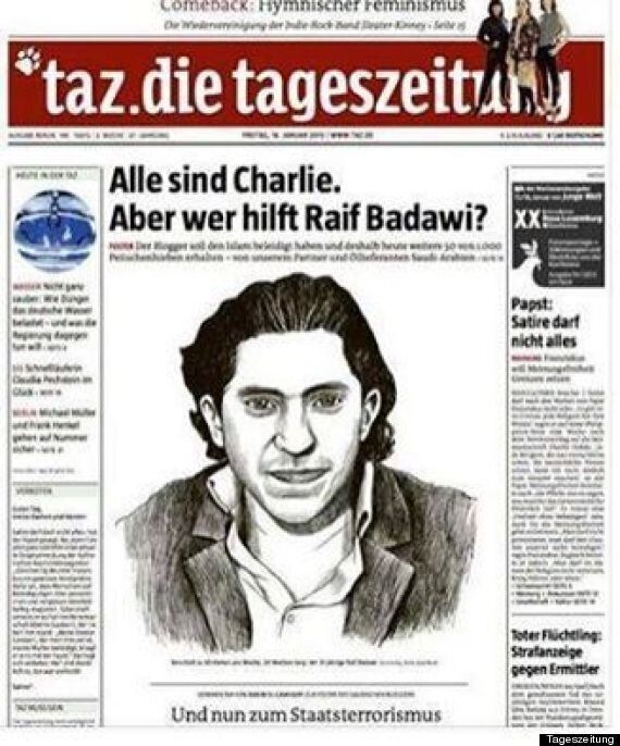 Saudi Blogger Raif Badawi 'Can't Withstand' Second Public