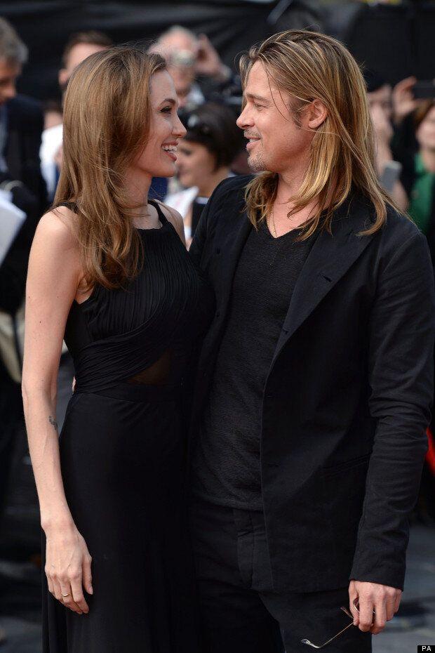 Angelina Jolie And Brad Pitt's Wedding Plans
