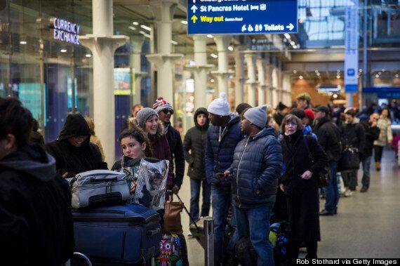 Eurostar Passengers Faced More Delays As Queues Build