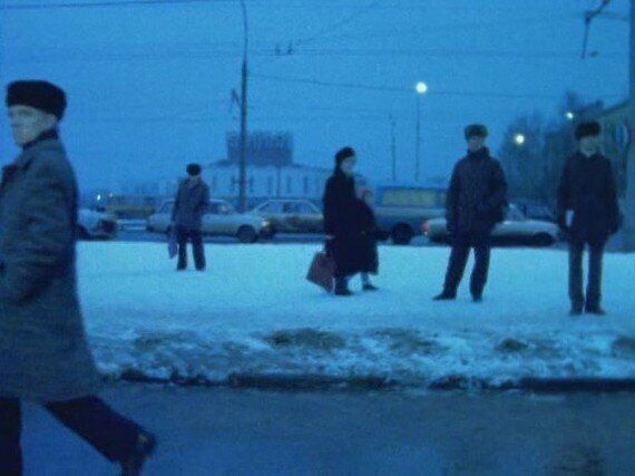 Travelling Shots in Chantal Akerman's D'est (aka From the East,