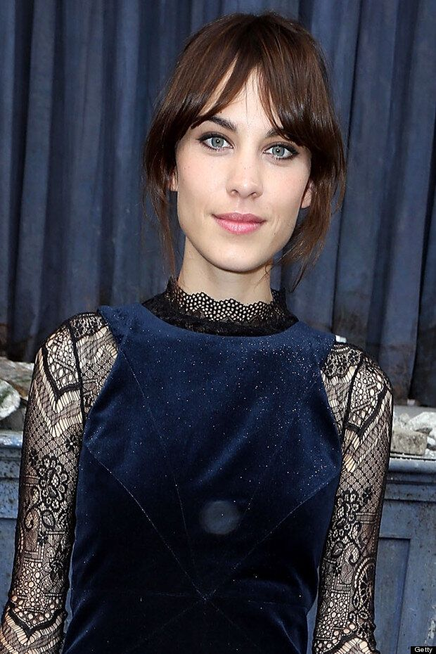 Alexa Chung Says 'Don't Touch Your Hair After A Breakup', Here's Why She's