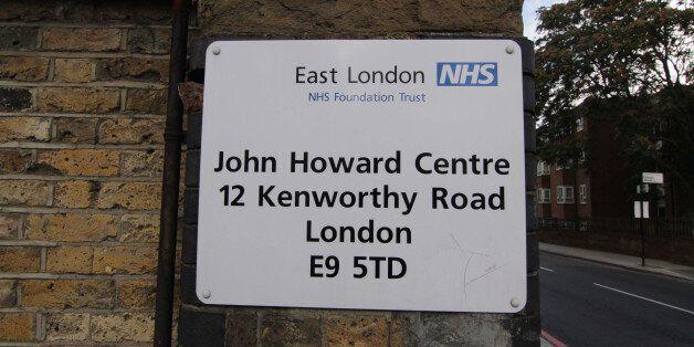 General view of John Howard centre in Homerton where convicted killer Lerone Boye has fled the mental...