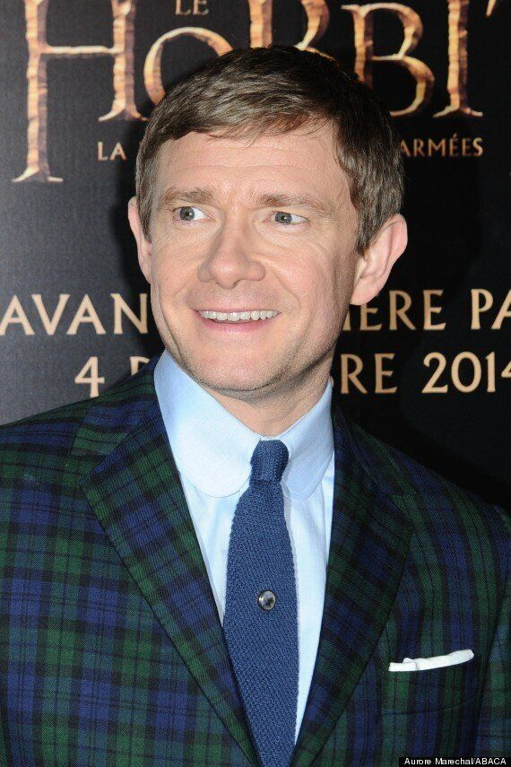 'Sherlock' Actor Martin Freeman Admits Dislike For Fans Who Turn Up At Filming: 'It's Like Trying To...