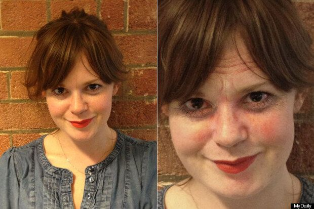 Drinking Mirror: What You'll Look Like If You Have Ten Drinks A Week For Ten