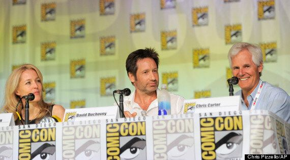 'The X Files' To Return To TV Screens? TV Execs 'In Talks With Series Creator And Gillian