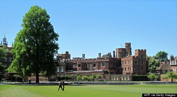 Former Eton Student Jamie Jackson's Open Letter Proves There IS Homophobia At The
