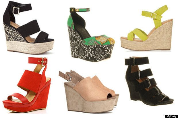 17 Pairs Of Wedges To WOW With This Summer | HuffPost UK