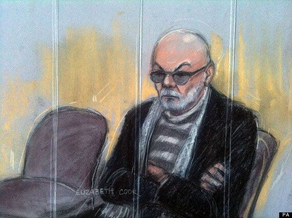 Gary Glitter 'Rape Schoolgirl' Only Escaped Because She Was Wrapped Up In Blankets, Court