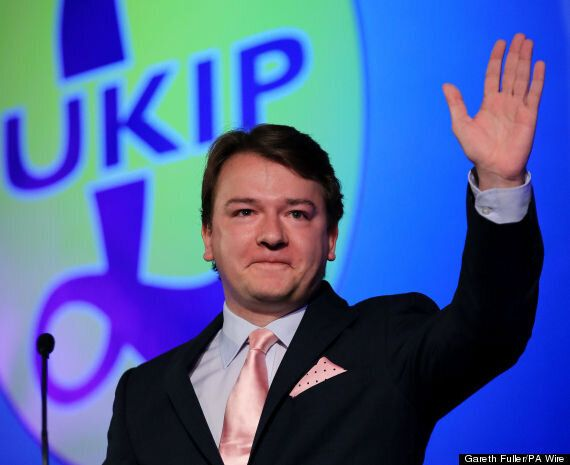 Ukip Policy Chief Tim Aker Forced To Resign For Failing To Come Up With Policy