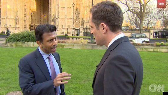 Forget Fox News, Top Republican Bobby Jindal INSISTS Britain Is Teeming With No-Go