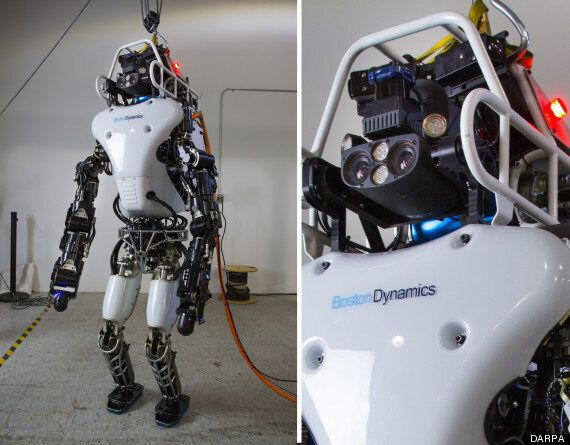DARPA's Atlas Robot Could Save Your