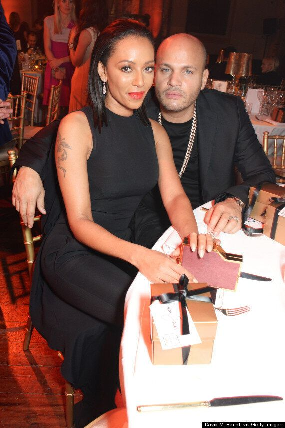 Mel B Rushes Husband Stephen Belafonte To Hospital, Admits They 'Don't Have Much In