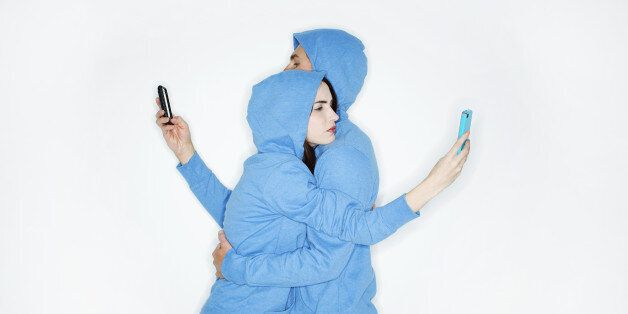 Phone Addiction: 62% Of Us 'Hate' Our