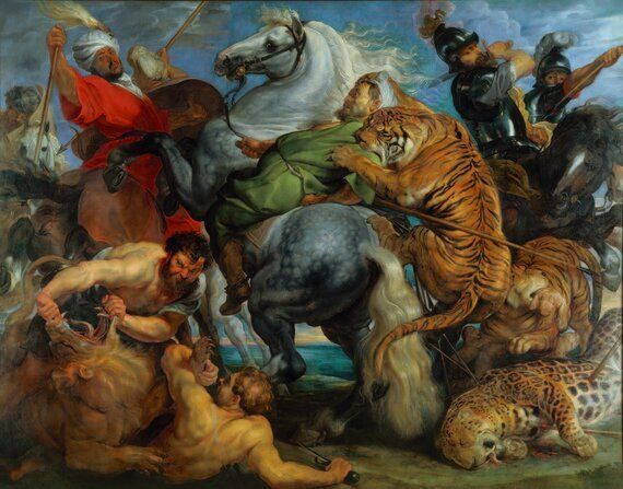 Rubens Exhibition at Royal Academy Is Very Light on Works from, Well,