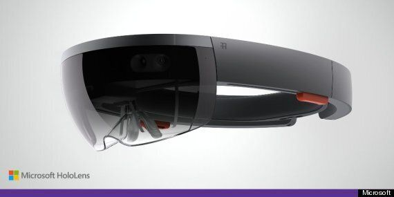 Microsoft HoloLens, Surface Hub And... Windows