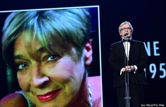 NTAs 2015: Bill Roache Pays Tribute To Anne Kirkbride, His 'Coronation Street' Co-Star For Over 40
