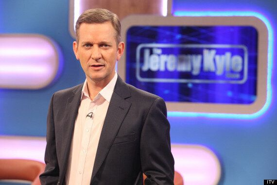 'Jeremy Kyle Show' Viewers Take To Twitter After Spotting 'Naked' Woman In The Audience