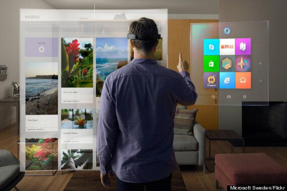Microsoft HoloLens Hands-On: Here's What People Think Of Microsoft's New Toy In