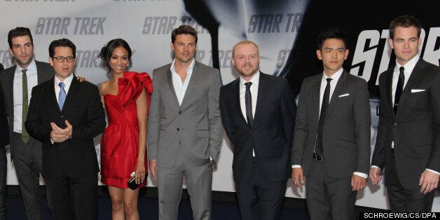 'Star Trek 3': Simon Pegg To Co-Write New Film With Doug