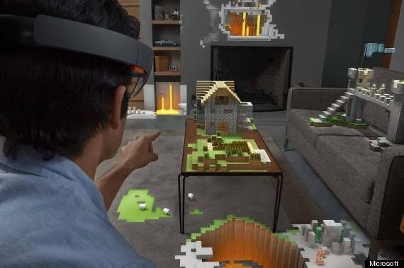Why Microsoft HoloLens Will Destroy Humanity, If We Let