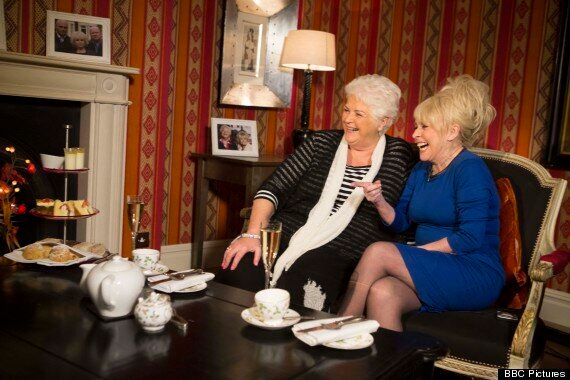 'EastEnders: Back To Ours': Pam St. Clement And Barbara Windsor To Appear In Online Mini-Series
