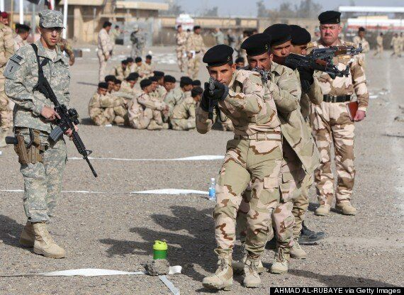 Britain And US Vow To Raise 12 New Iraqi Army Brigades To Combat Islamic State
