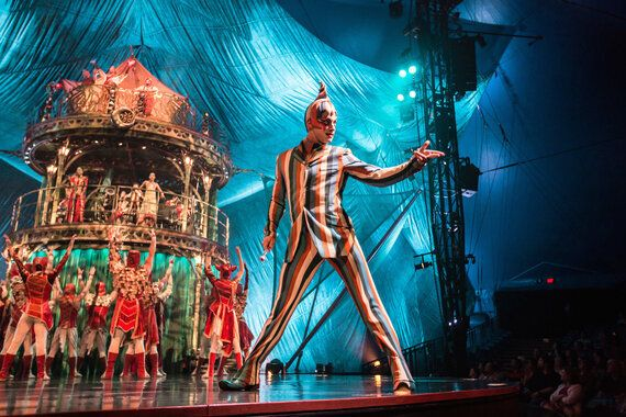 Cirque Du Soleil - Seven Need to Know Facts About the KOOZA Show at the Royal Albert