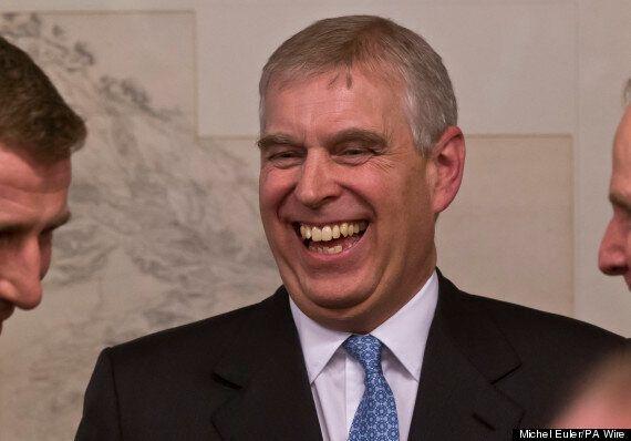 Duke Of York Denies Under-Age Sex Allegations In Davos